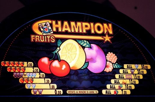 Tragamonedas y jackpots
